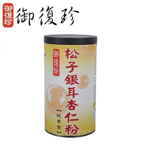 松子銀耳杏仁粉 1